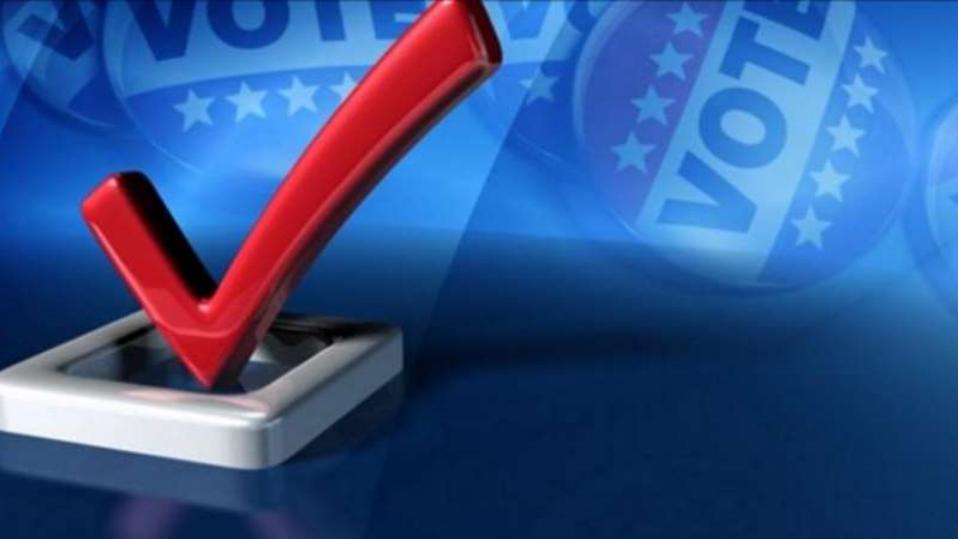 缺席投票申请送交登记的W.Va。选民