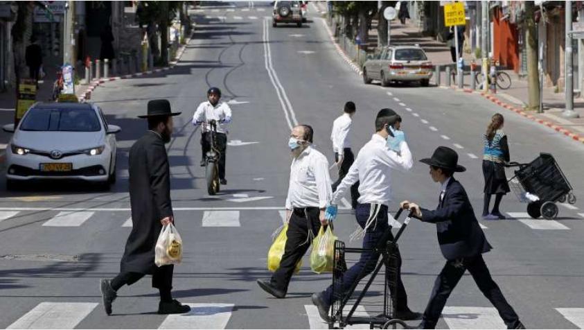 以色列在冠状病毒战斗中的非机密武器:摩