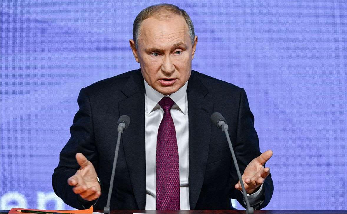 冠状病毒颠覆普京在俄罗斯的政治议程